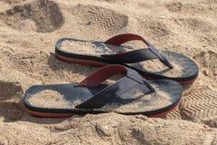 Χύνει στην άμμο στοκ φωτογραφία με δικαίωμα ελεύθερης χρήσης