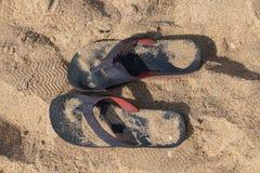 Χύνει στην άμμο στοκ εικόνες