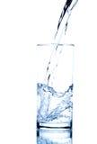 χύνοντας ύδωρ στοκ εικόνα με δικαίωμα ελεύθερης χρήσης