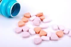 χύσιμο φαρμάκων Στοκ Εικόνες