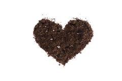 Χώμα ή τμήμα ρύπου στοκ φωτογραφία με δικαίωμα ελεύθερης χρήσης