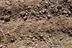 χώμα ανασκόπησης Στοκ Εικόνα