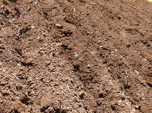 χώμα ανασκόπησης Στοκ Φωτογραφία