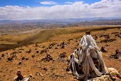 Χώμα Lin του Θιβέτ Ζάγκρεμπ Στοκ Εικόνες