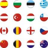 χώρες Στοκ φωτογραφία με δικαίωμα ελεύθερης χρήσης