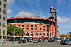 χώροι Βαρκελώνη de Στοκ Εικόνες