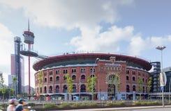 Χώροι de Βαρκελώνη, Καταλωνία, Ισπανία Στοκ Εικόνα