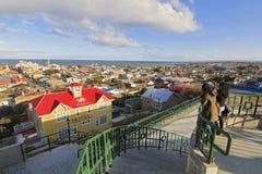 Χώροι Punta, Magallanes στοκ εικόνα με δικαίωμα ελεύθερης χρήσης