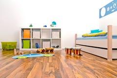 χώρος για παιχνίδη s παιδιών Στοκ φωτογραφία με δικαίωμα ελεύθερης χρήσης