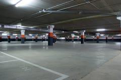 χώρος στάθμευσης γκαράζ Στοκ Εικόνα