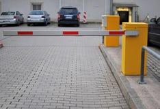 χώρος στάθμευσης μερών πρ&omic Στοκ Φωτογραφίες