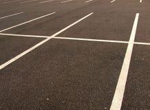 χώρος στάθμευσης μερών Στοκ Φωτογραφία