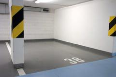 χώρος στάθμευσης μερών Στοκ εικόνες με δικαίωμα ελεύθερης χρήσης
