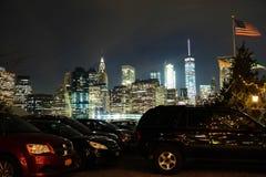 Χώρος στάθμευσης του Μπρούκλιν στοκ φωτογραφία με δικαίωμα ελεύθερης χρήσης