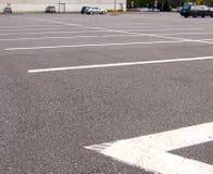 χώρος στάθμευσης Στοκ εικόνες με δικαίωμα ελεύθερης χρήσης