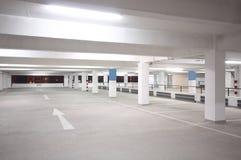 Χώρος στάθμευσης Στοκ Φωτογραφία