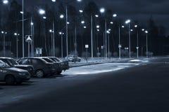 χώρος στάθμευσης στοκ φωτογραφίες