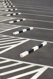 Χώρος στάθμευσης Στοκ φωτογραφίες με δικαίωμα ελεύθερης χρήσης