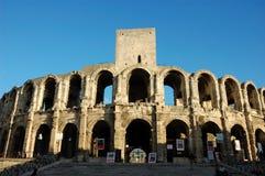 χώρος arles Ρωμαίος Στοκ εικόνες με δικαίωμα ελεύθερης χρήσης