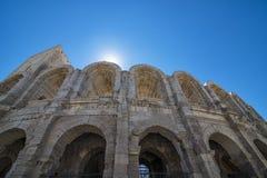 Χώρος Arles Στοκ Εικόνες