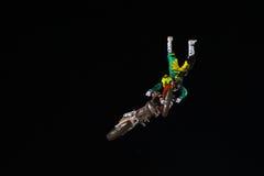 Χ-μαχητές του Red Bull Στοκ Εικόνες