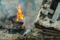 Χ ΤΟ ΔΙΕΘΝΕΣ ΦΕΣΤΙΒΑΛ ΔΙΝΕΙ ΤΟ ΚΙΕΒΟ, 03 11 13, Κίεβο, Ουκρανία Στοκ εικόνες με δικαίωμα ελεύθερης χρήσης