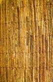 Ψάθινη σύσταση καλαθιών Στοκ Εικόνες