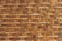 Ψάθινη σύσταση καλαθιών στοκ φωτογραφία με δικαίωμα ελεύθερης χρήσης
