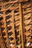 Ψάθινη ύφανση Στοκ εικόνες με δικαίωμα ελεύθερης χρήσης