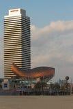 Ψάρια από το Frank Gehry Στοκ φωτογραφία με δικαίωμα ελεύθερης χρήσης