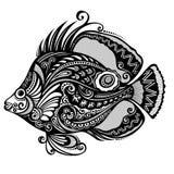 Ψάρια θάλασσας διανυσματική απεικόνιση