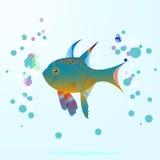 ψάρια μικρά Στοκ φωτογραφία με δικαίωμα ελεύθερης χρήσης