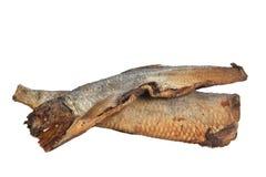 ψάρια που καπνίζονται Στοκ εικόνα με δικαίωμα ελεύθερης χρήσης
