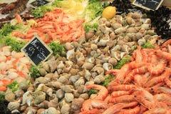 Ψάρια σε μια αγορά στοκ φωτογραφία με δικαίωμα ελεύθερης χρήσης