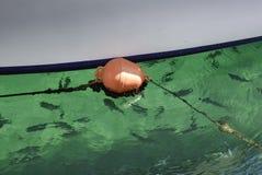 ψάρια σημαντήρων βαρκών Στοκ Εικόνα