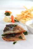 Ψάρια σχαρών στοκ εικόνα με δικαίωμα ελεύθερης χρήσης