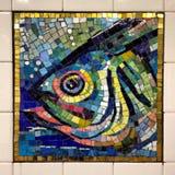Ψάρια υπογείων NYC Στοκ Εικόνα