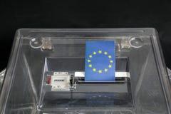 Ψήφος για τις εκλογές στοκ φωτογραφία με δικαίωμα ελεύθερης χρήσης