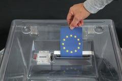 Ψήφος για τις εκλογές στοκ εικόνες