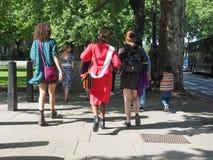 Ψήφος γυναικών σε 100 στο Λονδίνο Στοκ Εικόνες