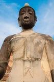 Ψαμμίτης Βούδας Στοκ φωτογραφία με δικαίωμα ελεύθερης χρήσης