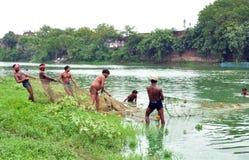 ψαράδες Ινδός στοκ φωτογραφία με δικαίωμα ελεύθερης χρήσης