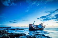 Ψαράδες βαρκών Στοκ φωτογραφίες με δικαίωμα ελεύθερης χρήσης