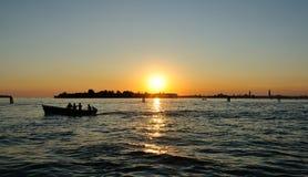 Ψαράδες Στοκ Εικόνα