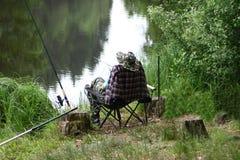 ψαράδων Στοκ φωτογραφία με δικαίωμα ελεύθερης χρήσης