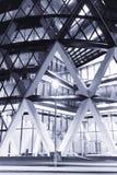 ψαρευμένη δομή νύχτας Στοκ Εικόνες