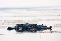 ψαροχώρι Στοκ εικόνες με δικαίωμα ελεύθερης χρήσης