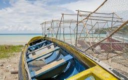 ψαροχώρι Στοκ φωτογραφία με δικαίωμα ελεύθερης χρήσης