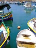 ψαροχώρι Στοκ Φωτογραφίες