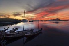 Ψαροχώρι samchong-tai Στοκ Φωτογραφία